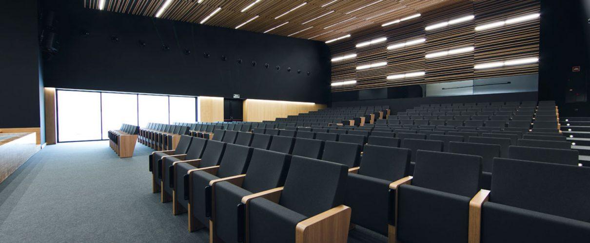 Agencement - Amphithéâtres et cinémas